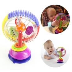 Cool Baby Sassy Wonder Wheel Sky Wheel Baby Multi-Touch Inspire Senses Toys For Baby Kids - Intl By Mingrui.