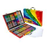 List Price Crayol Inspiration Art Case Rainbow Crayola
