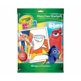 Low Cost Crayola Color Wonder Finding Dory Overwrap