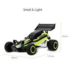 Crazon 1 32 Mini Pocket Rc Racing Car 2 4Ghz 2Wd Rtr Buggy Rc Stunt Car Toy Intl Online