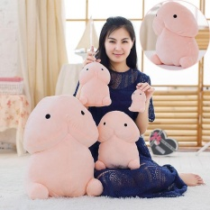 Price Comparison For Creative Plush Little Dingding Pillows Stuffed Toys Plush Dolls Cartoon Girlfriend Funny Gift Style Dingding Height 50Cm Intl