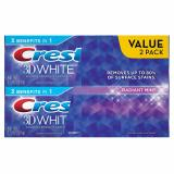 Buy Crest 3D White Radiant Mint Whitening Toothpaste 3 5 Oz Twinpack Cheap On Singapore