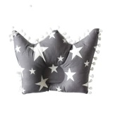 Sale Crown Shape Baby Pillow For 12 Month Infant Anti Flat Head Nursing Pillow Intl China