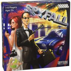 Who Sells Cryptozoic Entertainment Spyfall Cheap