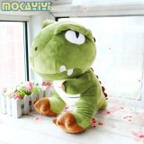 How To Buy Cute Little Dinosaur Doll Plush Toy Doll Tyrannosaurus Children S Birthday Gift Gift Boy Intl