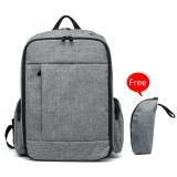 Buy Dad Bags Large Capacity Baby Diaper Bags Mommy Maternity Backpack Grey Intl Oem Cheap