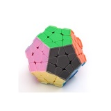 Sale Dayan Megaminx 1 12 Axis 3 Rank Dodecahedron Magic Cube With Corner Ridges Multicolor Oem Branded