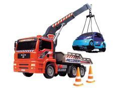 Discount Dickie Toys Air Pump Crane Truck 31 Cm Dickie Toys