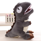 Cheapest Mimosifolia Dinosaur Plush Stuffed Animal Toys Lumbar Cushion Pillow Gray Intl Online