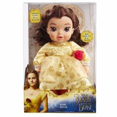 Compare Price Disney Beauty And The Beast Live Action Baby Belle Doll On Singapore