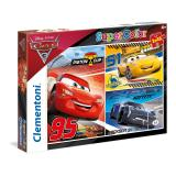 Disney Cars 3 3 X 48Pcs Jigsaw Puzzle Compare Prices