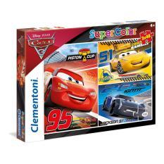 Sale Disney Cars 3 3 X 48Pcs Jigsaw Puzzle Clementoni Wholesaler