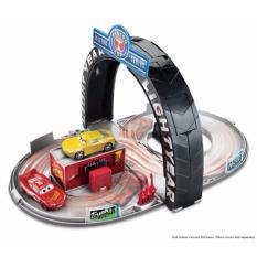 Price Disney Cars Fbg43 Cars 3 Piston Cup Portable Playset Cars Singapore