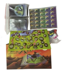 Discount Dixit 1 2 Board Game With Wooden Rabbit Intl Oem China