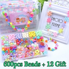 Discount Diy Kids Beads Colorful Acrylic Bead For Kids Children Necklace And Bracelet Crafts Alysvia On China