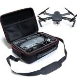 Price Comparisons For Dji Mavic Pro Drone Shoulder Bag Case Protector Eva Internal Waterproof Shoulder Backpack Color Black Intl