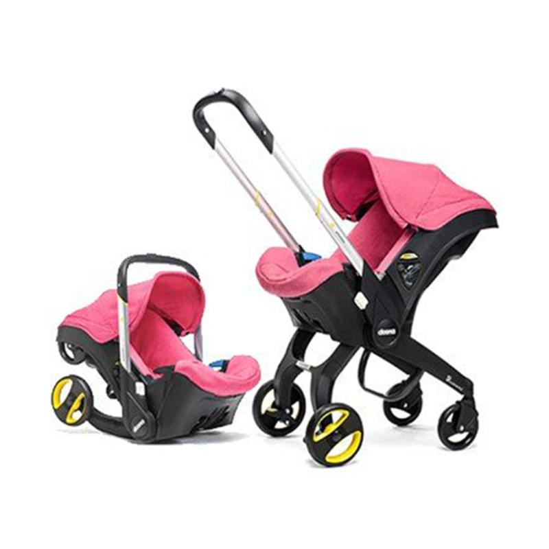 DOONA CAR SEAT STROLLER (SWEET). Singapore