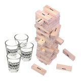 Price Drunken Tower Blocks Party Building Blocks Of Wine Sets For Fun Party Accessories Intl Unbranded