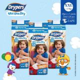 Drypers Wee Wee Dry Xxl 40S X 3 Packs 15 Kg Above 120Pcs Box In Stock