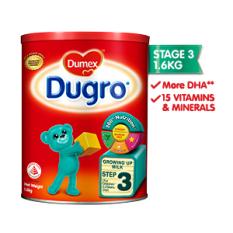 Discounted Dumex Dugro Regular Step 3 Baby Milk Formula 1 6Kg