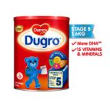 Sale Dumex Dugro Regular Step 5 Kid S Milk Formula 1 6Kg Singapore