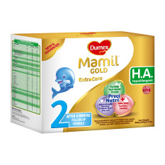 Review Dumex Mamil Gold Hypoallergenic H A Step 2 Baby Milk Formula 800G 1 Pack Tailored Nutrition Dumex On Singapore