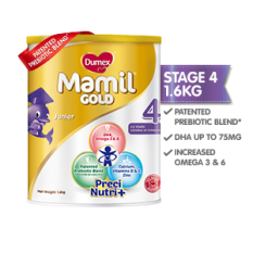 Buy Dumex Mamil Gold Step 4 Children S Milk Formula 1 6Kg Singapore