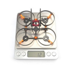 Eachine 68mm Carbon Fiber Frame Kit for Aurora 68 RC FPV Racing Drone