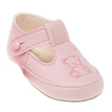 Store Early Days Baby Pre Walker Shoe Teddy Bear Pink Early Days On Singapore