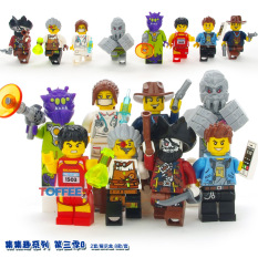 Where To Buy Enlighten Guan Yu Sets Of Toy Building Blocks People