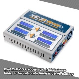 Where Can You Buy Ev Peak Cq3 100W 10A 1 6S Ac100 240V Dc11 0V 18 0V Balance Charger With Jst Xh Adapter Board For Lipo Life Nimh Nicd Pb Battery Intl