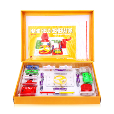 Best Buy Excelvan W 2289 Snap Circuits Electronics Discovery Kit Science Educational Toy