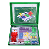 Excelvan W 335 Snap Circuits Electronics Discovery Kit Science Educational Toy Review