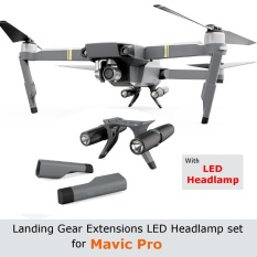 Where To Shop For Extended Landing Gear Extension Protector Led Headlamp Set F Dji Mavic Pro Pgy Intl