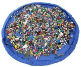 Compare Prices For Extra Large Toy Storage Bag Blue