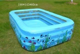Cheaper Family Children S Inflatable Pool Infant Swimming Pool Ball Basin Family Swimming Pool Children Dabble Paddle Intl