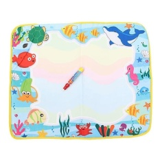 FC Aqua Doodle Water Painting Drawing Writing Board Mat Magic Pen Forkids Toy Gift - intl