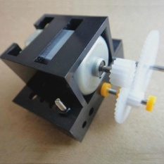 Wholesale Fc Reduction Gear Box C1 Diy Technology Gear Motor Toys Modle Intl