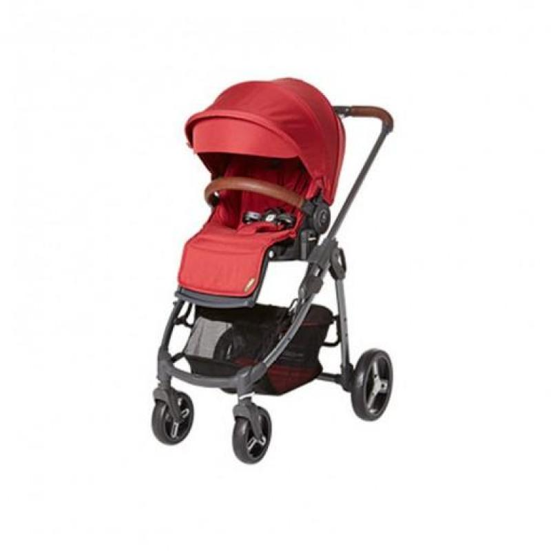 Fedora L5 Stroller (Leo Red) Singapore