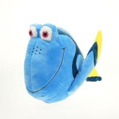 Finding Dory Plush Fish Clownfish Nemo Stuffed & Plush Animals Toys Stuffed Animals ,Blue - intl