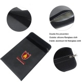 Buy Fireproof Document Fire Resistant Pouch Document Waterproof Bag For Money Safe Intl Oem