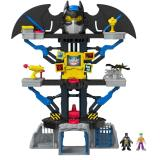 List Price Fisher Price Imaginext Dc Super Friends Transforming Batcave Intl Fisher Price