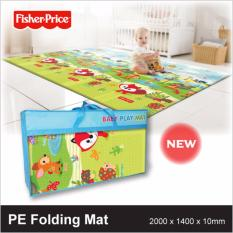 Shop For Fisher Price Pe Folding Mat Woodland