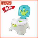Brand New Fisher Price Royal Step Potty And Stepstool For Little Boys
