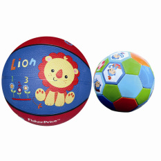 Buy Fisher Price Mini 2 In 1 Rubber Stretch Ball Basketball Cheap On China