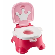 Fisherprice Princess Stepstool Potty Pink Compare Prices