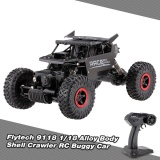 Sale Flytech 9118 1 18 2 4G 4Wd Alloy Body Shell Crawler Rc Buggy Car Intl Not Specified Branded