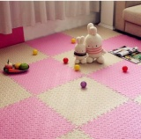 Buy Foam Play Mats 20 Tiles Kids Playmat Tiles Non Toxic Interlocking Floor Children Baby Room Soft Eva Thick Color Flooring Square Rubber Babies Toddler Infant Exercise Area Carpet Intl Oem Cheap