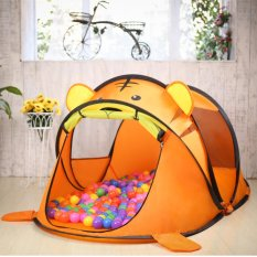 Best Rated Folding Kids Children Play Tent Pop Up Indoor Outdoor Play House Ball Pit Game Intl