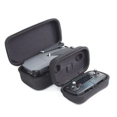 Cheap For Dji Mavic Pro Drone Portable Travel Case Bag Box Remote Control Bag Case Black Intl